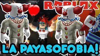 Crazy Clown in Roblox Escape the Evil Clown ? Roblox Games in Spanish