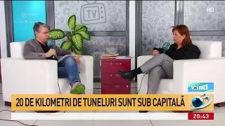 Voi cu Voicu: Tunelurile secrete de sub București