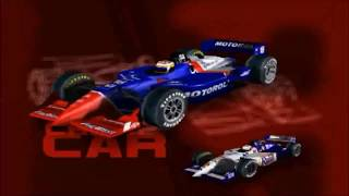 CART Fury Championship Racing PS2 Gameplay HD [Intro]