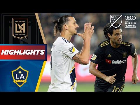 LAFC 5-3 LA Galaxy | Zlatan, Vela, El Tráfico. The Biggest MLS Playoff Game Ever? | HIGHLIGHTS