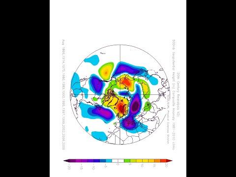 Summer 2019 Long Range Forecast