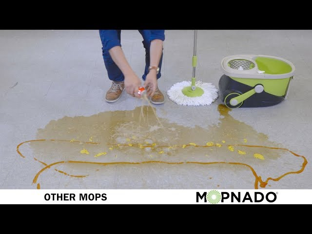 Mopnado Luxe Walkable Spin Mop