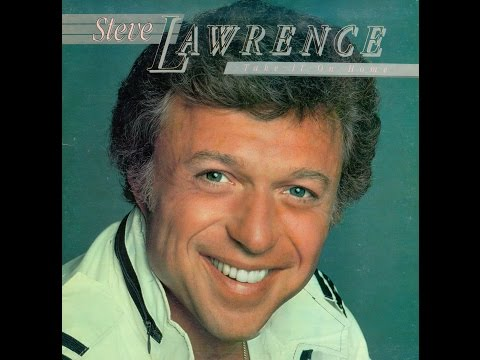 Steve Lawrence ~ We're All Alone