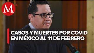 México suma 171 mil 234 muertes por coronavirus