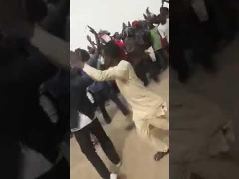Download Buhari Most Go   Hausa Youth Shouting
