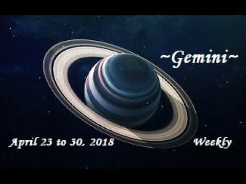 ~Gemini~Still Enabling Them~April 23 to 30, 2018 Weekly Tarot Reading