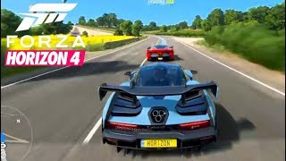 Forza Horizon 4 - First Impressions (72 Man Servers/Houses/Jobs/Avatar Customization)