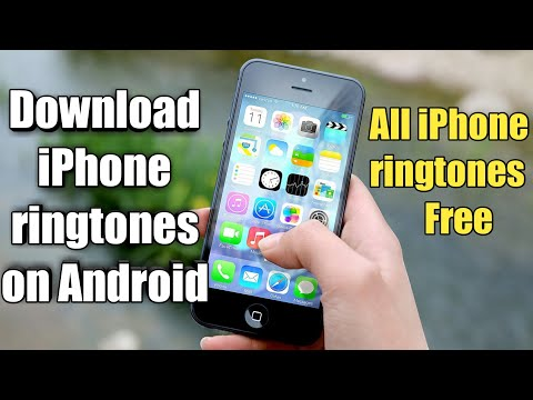How To Put IPhone Ringtones On Android Free [2019]