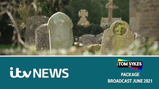 Funeral Plan Story - ITV News