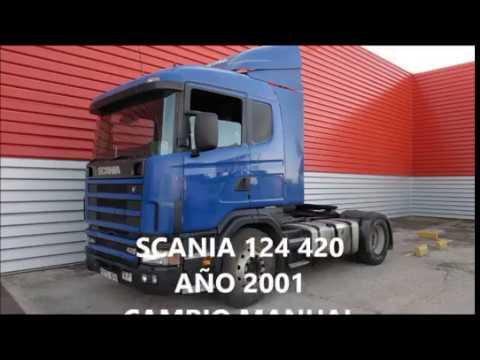 scania 124 420 engine manual