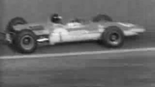 Jim Clark's fatal accident.