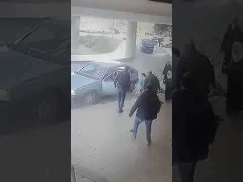 Atropella con un coche a una mujer que salía de un ingreso hospitalario