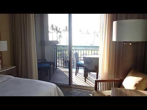 Our room at the Westin Ka'anapali Ocean Resort Villas North