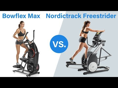 Bowflex Max vs Nordictrack Freestrider - Which is Best For You?
