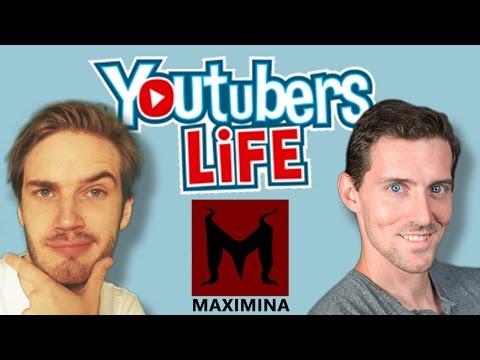 DOTA IS GAY??????????????? OH YA IT IZ FAIR USE FAIR USE - Youtubers Life Gameplay