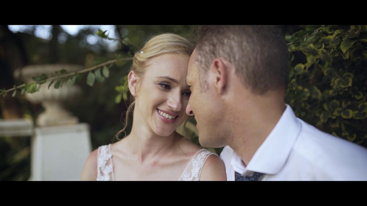 Carl and Leandri's Wedding Film