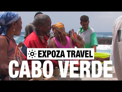 Cabo Verde (South-America) Vacation Travel Video Guide