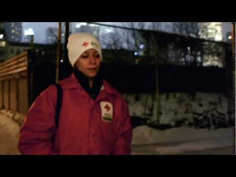 24 Hours with the American Red Cross