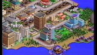 Sim City 2000 Trailer 1996