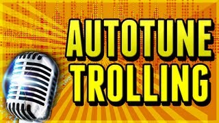 Autotune Trolling - Singing to Girls on Xbox Live! (Black Ops 2)