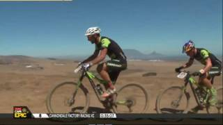 Cape Epic 2017 - Prologue Manuel Fumic Henrique Avancini Scenes.