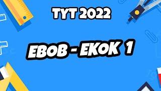 EBOB - EKOK - 1 (Soru Çözümlü)  TYT Matematik 2021 hedefekoş