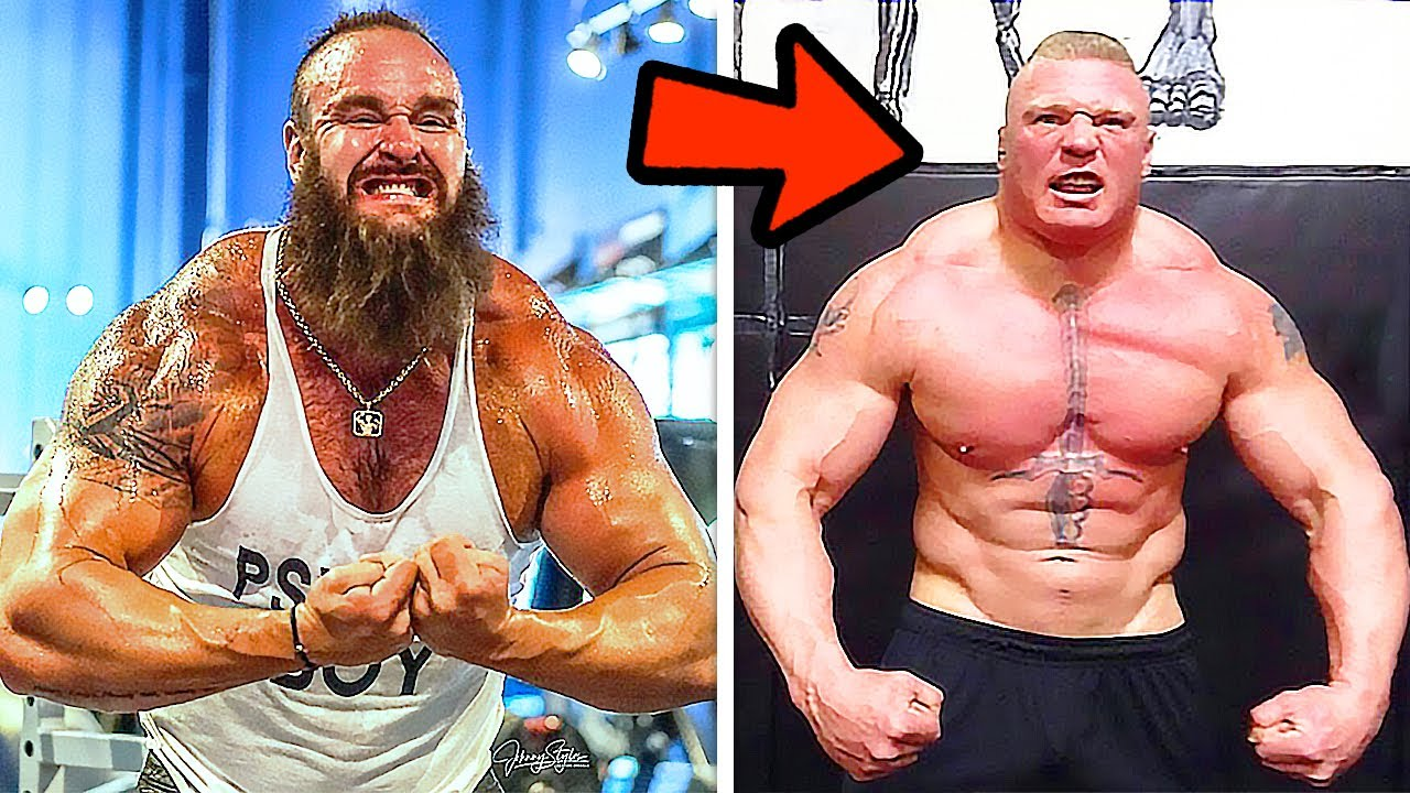 10 Biggest Freaks of Nature In WWE History