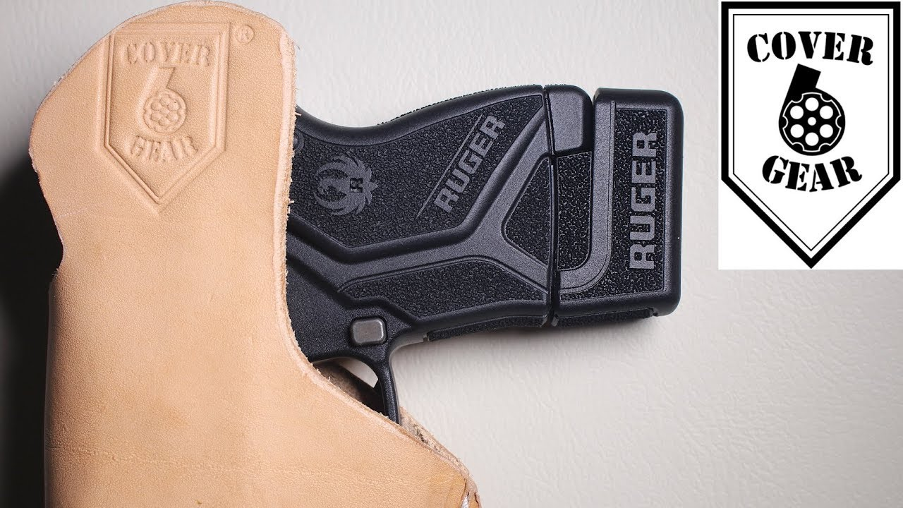 Ruger Lcp Ii Cover 6 Gear Versatile Holster