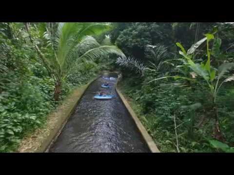 Bali Jungle Adventure Park Bali Tjendana Adventures Youtube