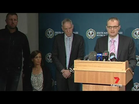 Missing Adelaide mum-of-two Tanja Ebert s parents front the media