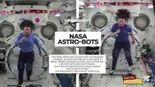 NASA - Astronaut double movements. What?