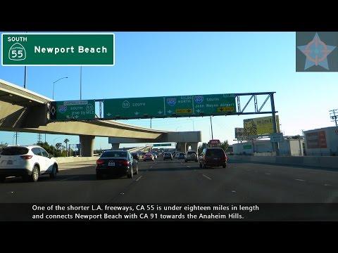 (S06 EP02) CA 57 South & CA 55 South, Diamond Bar to Newport Beach