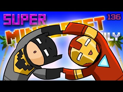 FUSION COMBO SUIT! | Super Minecraft Daily | Ep.136