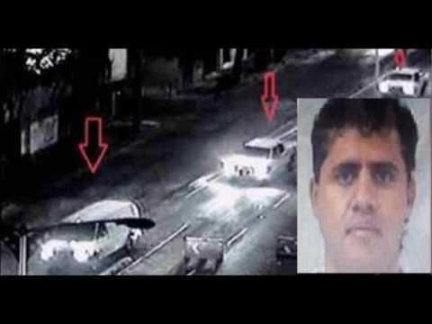 'El Ojos' se movía en convoy armado por calles de Tláhuac