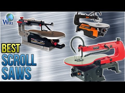 8 Best Scroll Saws 2018
