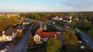 Horyniec - Zdrój - Flying Over ||| 4K |||