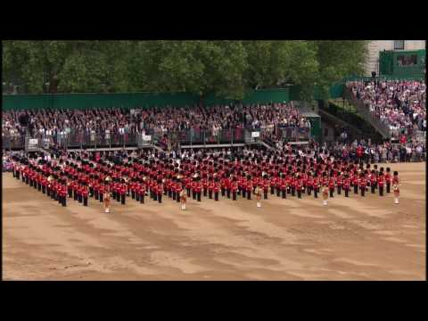 New London Medley.Household Division