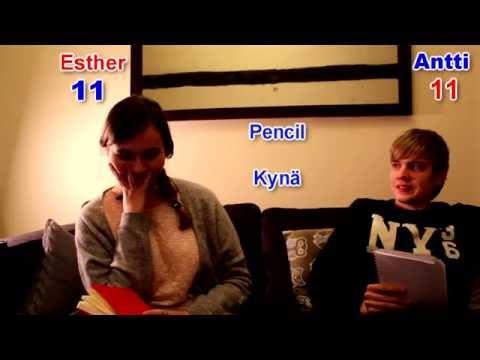 Finnish-Spanish Language Challenge