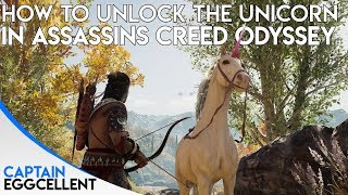 How To Unlock The Unicorn In Assassins Creed Odyssey