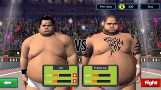 Sumo Wrestling Revolution 2017: Pro Stars Fighting - Android Gameplay HD