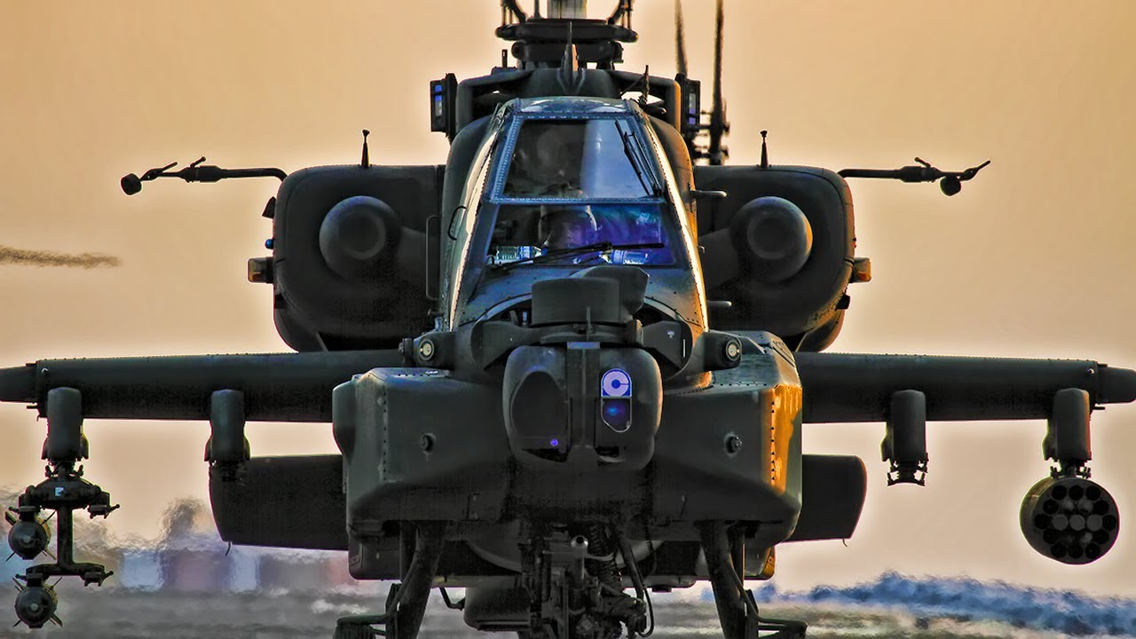 Apache Helicopters In Action • Combat Footage - YouTube Army Helicopters In Action