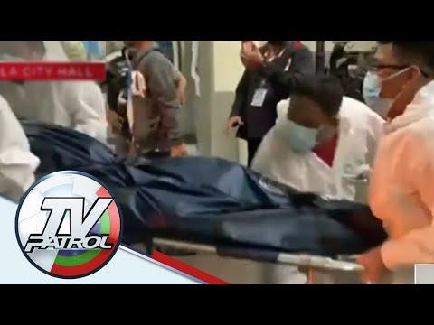 Hukom sa Maynila patay matapos barilin sa loob ng opisina | TV Patrol
