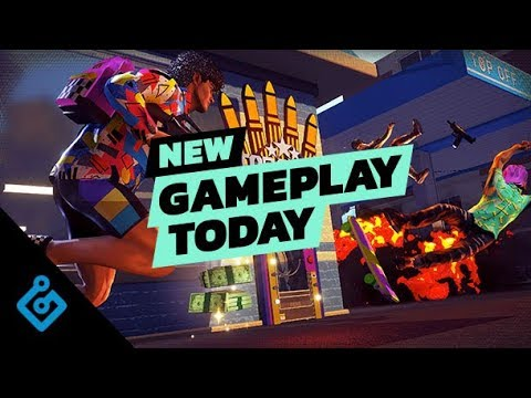 New Gameplay Today - Radical Heights