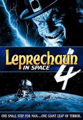 Debbe dunning leprechaun 4 in space - 3 part 4