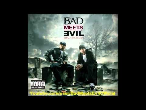 Bad Meets Evil (Eminem & Royce Da 5'9') - Take From Me [Full Song] [Album Download]
