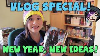 YOGSKIM VLOG Special! New Year, New Ideas!