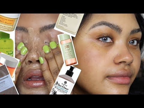 TESTING OUT SPRING/SUMMER SKINCARE FOR DRY SKIN ft iHerb   KennieJD