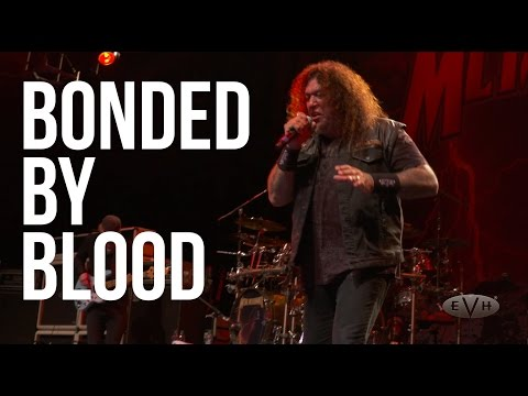 Exodus Bonded  Blood   Gary Holt, Chuck Billy, Billy Sheehan + Metal Allegiance