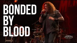 """""""Bonded by Blood"""" by Exodus performed by Metal Allegiance"""