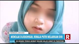 Menolak Dijodohkan, Remaja Putri Melarikan Diri
